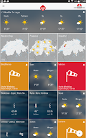 Screenshot of Wetter-Alarm®