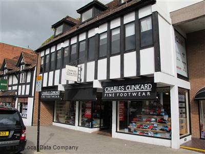 017e9fc2788 Charles Clinkard on Sheep Street - Shoe Shops in Stratford-Upon-Avon ...