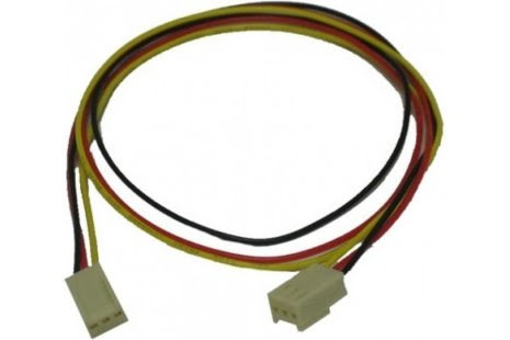 AquaComputer kabel, aquabus og turtall