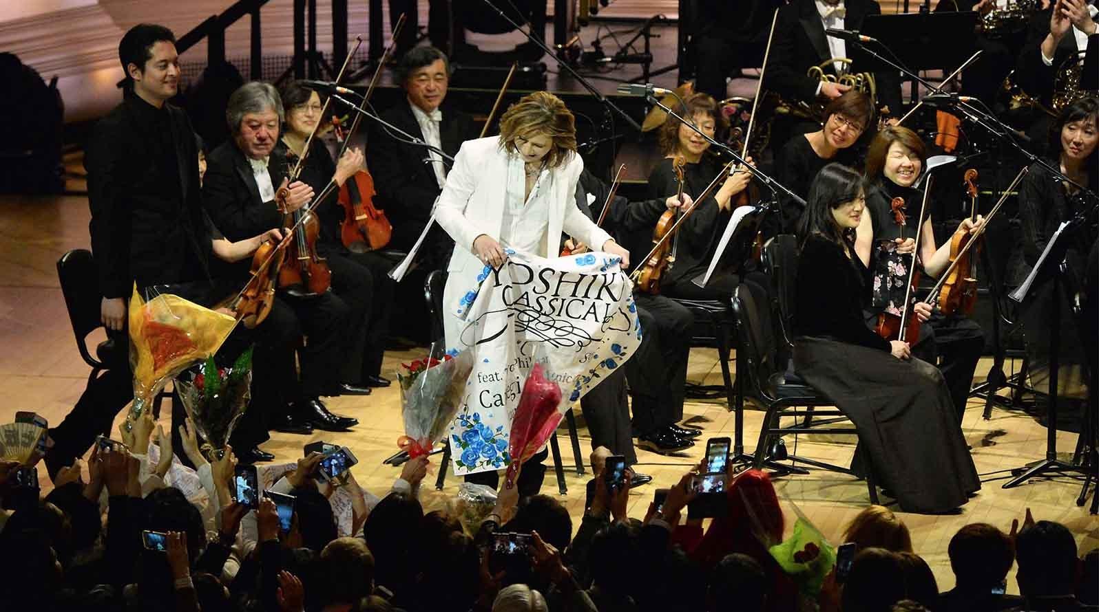 YOSHIKI於Carnegie Hall兩公演順利結束 3月X JAPAN將登上英國倫敦SSE Wembley Arena