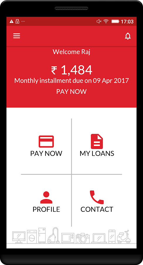 Home Credit India- screenshot