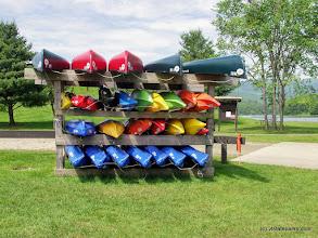 Photo: Boat rentals at Waterbury Center State Park