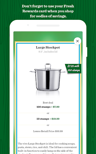 MyKaboodle - Lowes Foods screenshot