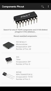 Electronic Component Pinouts Free 16.01 PCBWAY (AdFree)