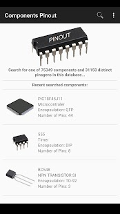 Electronic Component Pinouts Free - náhled
