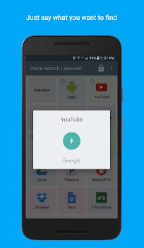 Voice Search Launcher