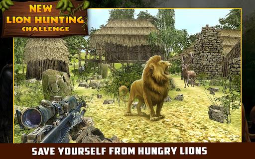新しいライオン狩りの挑戦