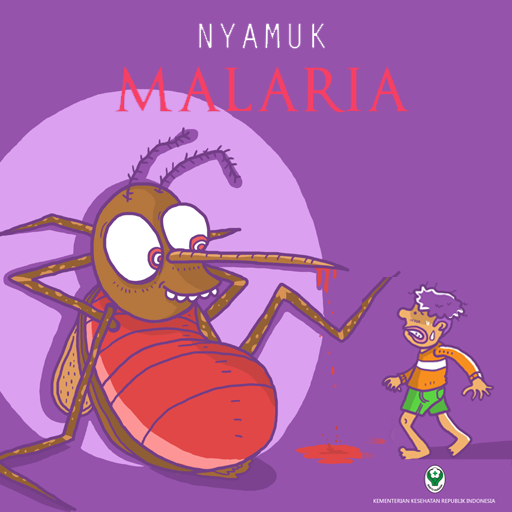 Nyamuk Malaria 漫畫 App LOGO-APP開箱王