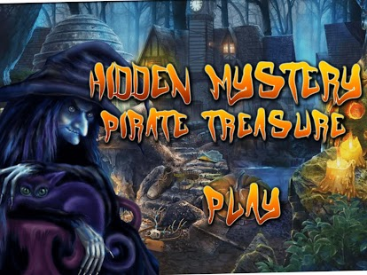 Hidden Mystery: Pirate Treasure - náhled