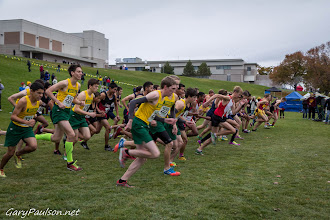 Photo: Varsity Boys 3A Eastern Washington Regional Cross Country Championship  Prints: http://photos.garypaulson.net/p508495143/e4913b42a