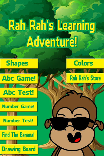 Rah Rah's Learning Adventure