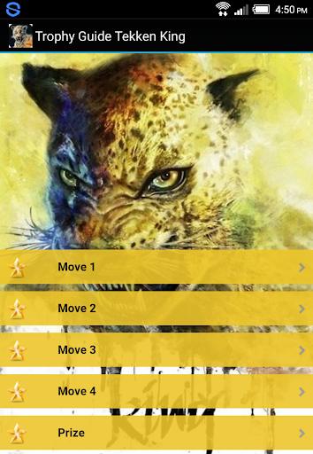 Trophy Guide Tekken King