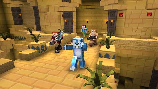 Hide and Seek -minecraft style screenshot 5