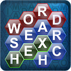 Word Search Puzzles Hexagon icon