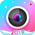 Fancy Photo Editor - Collage Sticker Makeup Camera icon