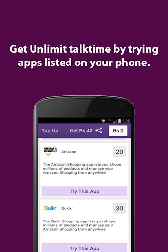 Unlimit talktime