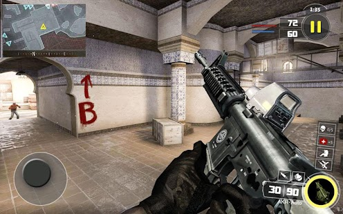 Call Of Modern Warfare Secret Agent FPS