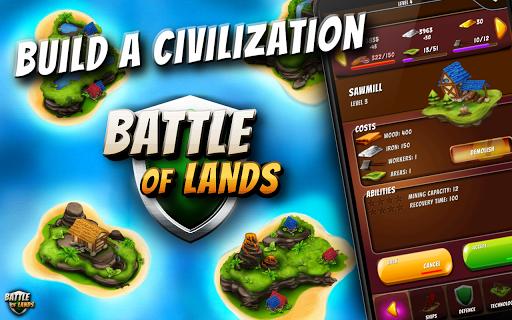 Battle of Lands 建立屬於自己的帝國