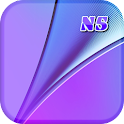 Note 5 HD Live Wallpaper icon
