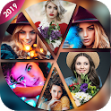 Photo Collage Maker Free - Photo Editor New icon