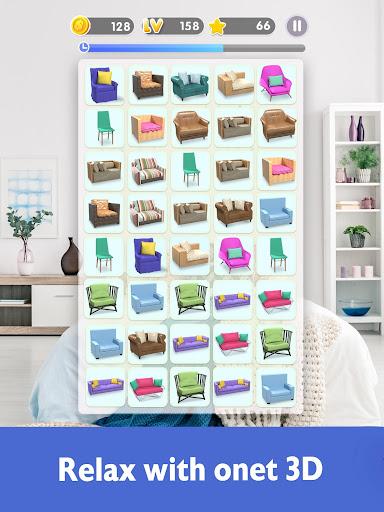Onet 3D - Classic Link Puzzle apktram screenshots 8