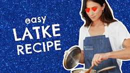 Easy Latke Recipes - Hanukkah item