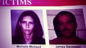 Michelle Michaud and James Daveggio