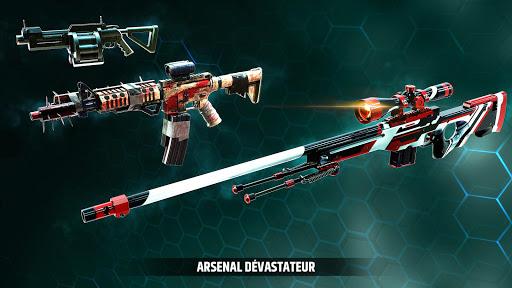 Cover Fire: Jeux de Tir Gratuit - Sniper FPS  captures d'écran 4