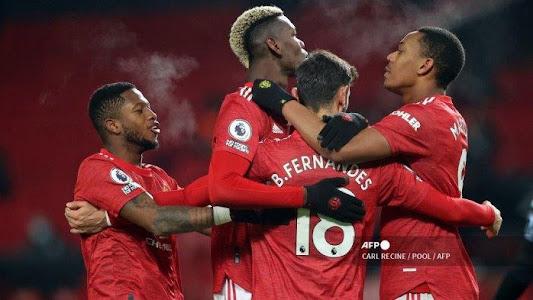 HASIL Klasemen Liga Inggris: Everton Gagal Tembus 2 Besar, Manchester United Samai Poin Liverpool