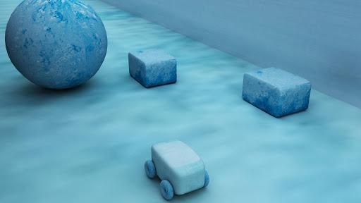 Crazy Ice City