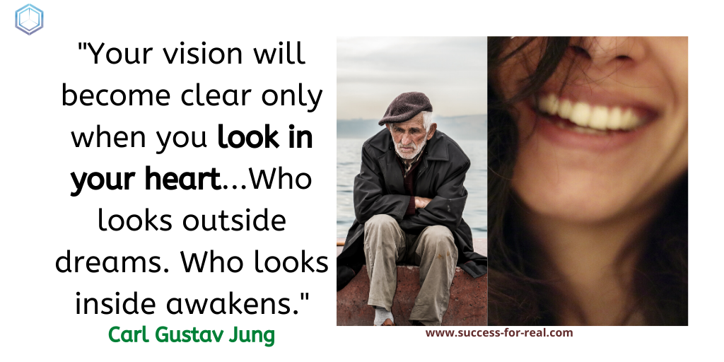 365 Success Quotes For Motivation - Picture Quote By Carl Gustav Jung