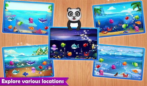 Happy Fisher Panda: Ultimate Fishing Mania Games  screenshots 5