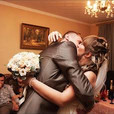 Wedding photographer Aleksandra Klincova (Klinsova). Photo of 02.10.2013