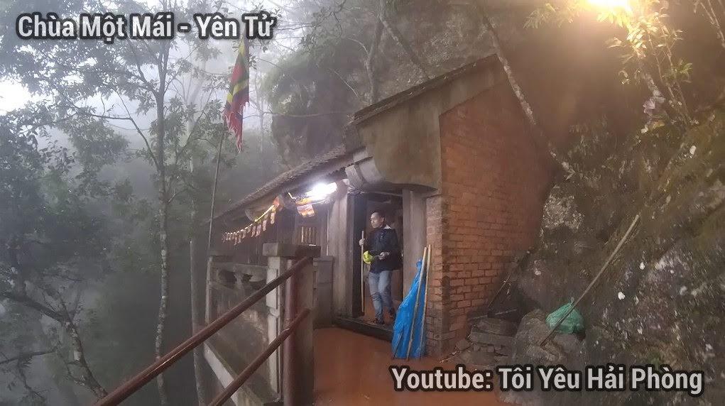 Khám phá chùa Một Mái leo núi Yên Tử ở Uông Bí Quảng Ninh