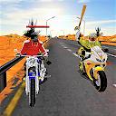 Moto Bike Shooting- Bike Racing Games app thumbnail