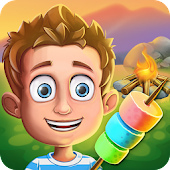 Camping Adventure Games: Family Road Trip