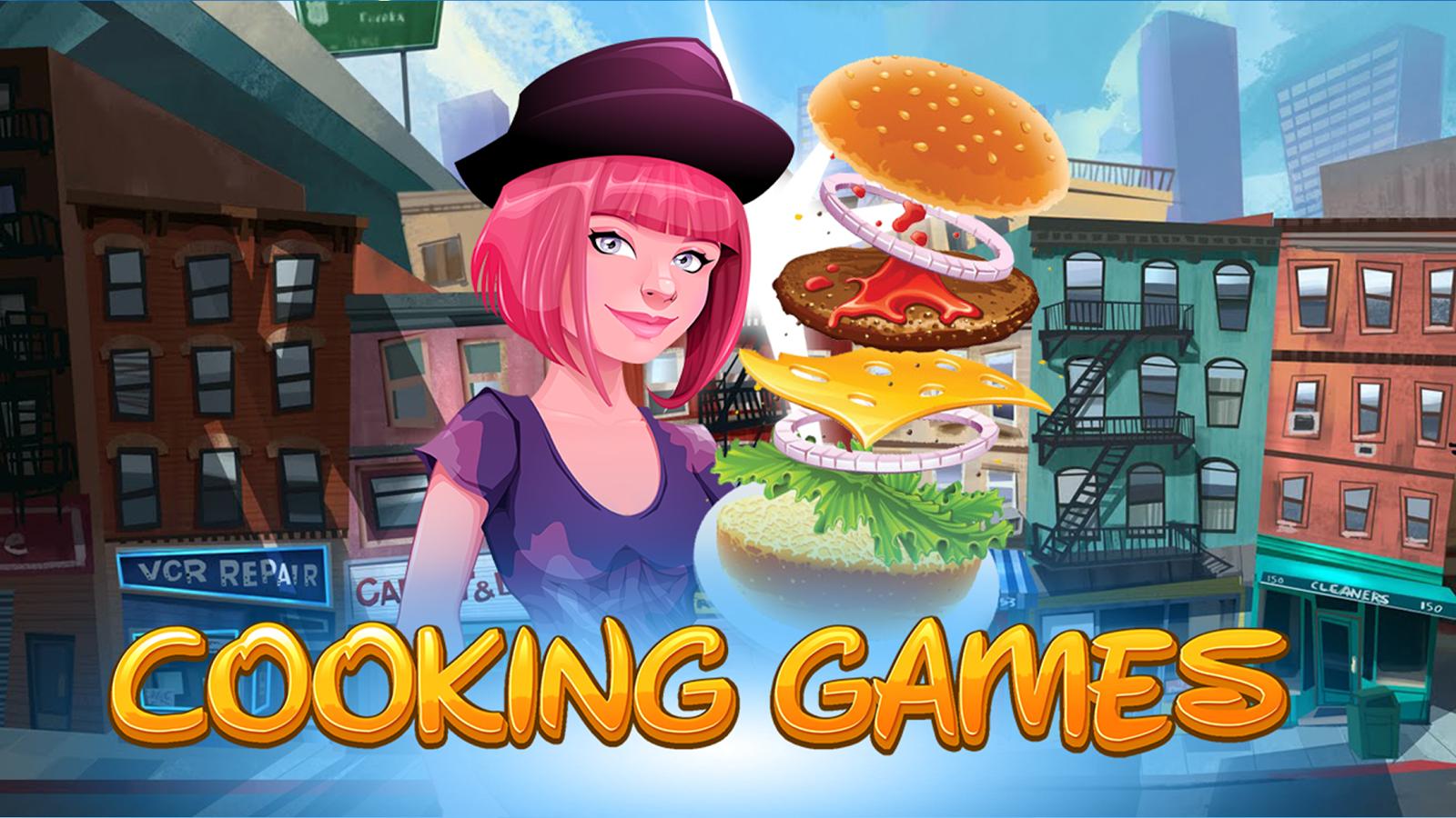 Giochi di cucina Chef Restaurant: Burger Fever - App Android su ...