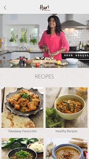 Hari Ghotra – Indian Recipes- screenshot thumbnail