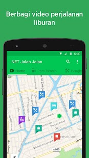 NET. Jalan Jalan- gambar mini screenshot