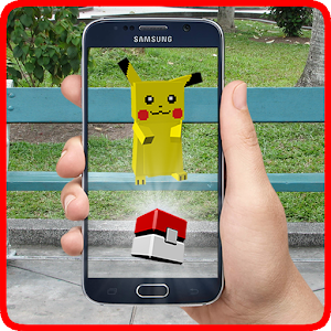 Pocket Pixelmon GO! Catch Monsters for PC