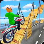 Motor Bike Stunt Tricks Driver icon
