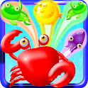 Ocean Mania :Starfish Rescue icon