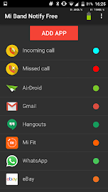 Mi Band Notify FREE Screenshot 1