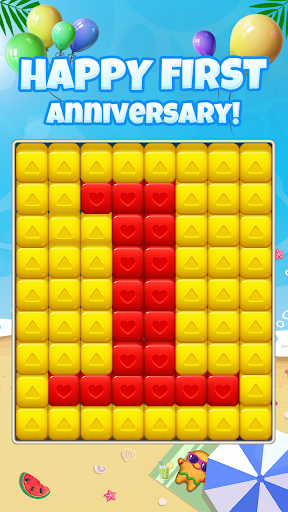 Toy Bomb: Blast & Match Toy Cubes Puzzle Game filehippodl screenshot 2