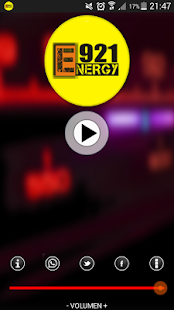 Energy 92.1- screenshot thumbnail