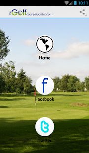 Find a Golf Course- screenshot thumbnail
