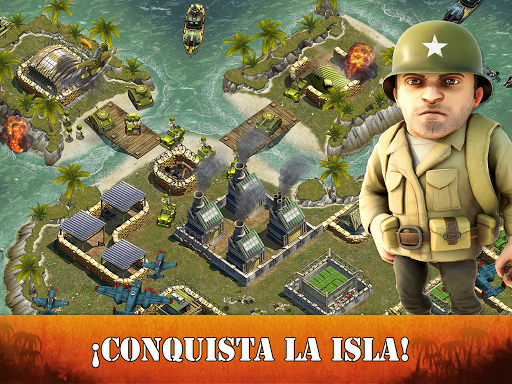 Battle Islands para Android