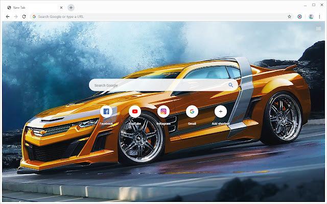 New Tab - Chevrolet