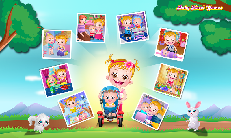 Baby Hazel Newborn Baby Games Android Apps On Google Play