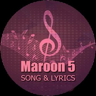 Maroon 5 Song & Lyrics (Mp3) - náhled
